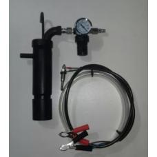 Дымогенератор для проверки подсоса воздуха двигателя (ДВС) и герметичности выхлопной системы для СТО