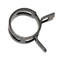 Хомут пружинный для газового рукава 5 мм. Хомут пружинный форсуночный. Хомут пружина для форсунок гбо