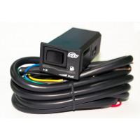 Переключатель SGV универсальный карбюраторный и инжекторный с индикацией уровня газа