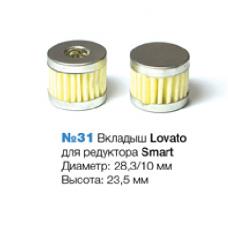 фильтр в редуктор Lovato Smart №31