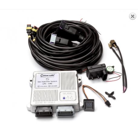 Электроника Torelli T1 Autronic 4 цилиндра с проводкой