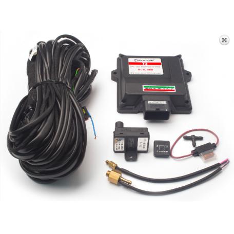 Электроника Torelli T3 OBD Autronic 8 цилиндров с проводкой